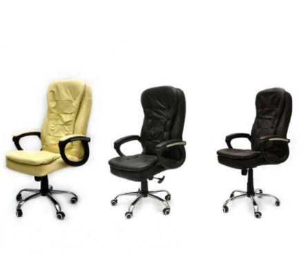 כסא מנהל אורטופדי נוח ואיכותי ROSSO ITALY דגם: MSH-1-79