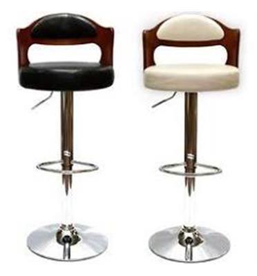 2 כסאות בר דגם MSH-3-7 מהסדרה היוקרתית מבית ROSSO ITALY בשני צבעים לבחירה