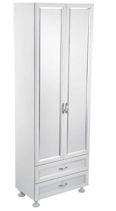 ארון שתי דלתות דגם לוקה 646S