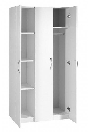 ארון בגדים 3 דלתות דגם G-3