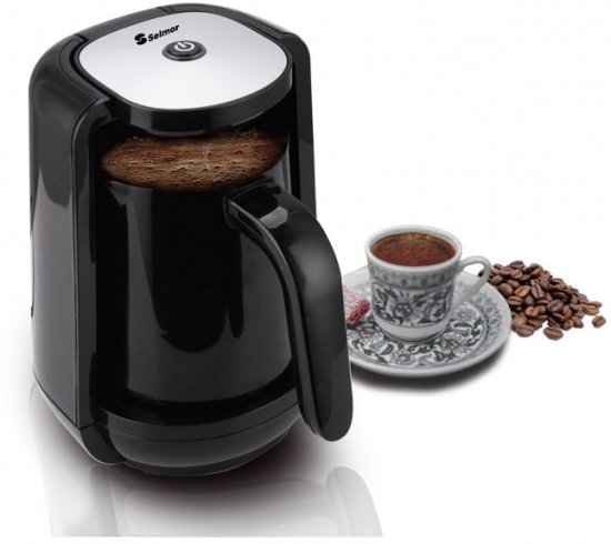 פינג`אן חשמלי להכנת קפה טורקי Selmor SE-91