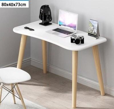 שולחן מחשב איתן לבן