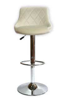 כסא בר מבד קטיפה slimprice דגם: MSH-1-14