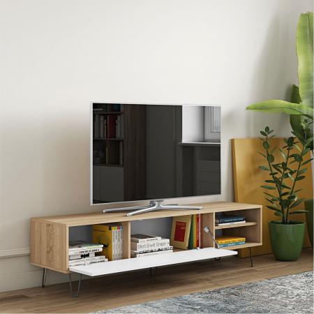"""מזנון AERO TV רוחב 165 ס""""מ מעוצב תוצרת אירופה"""