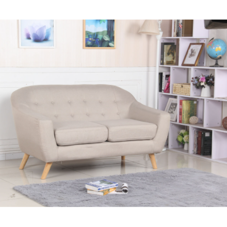 SOHO ספה דו-מושבית מעוצבת במגוון צבעים