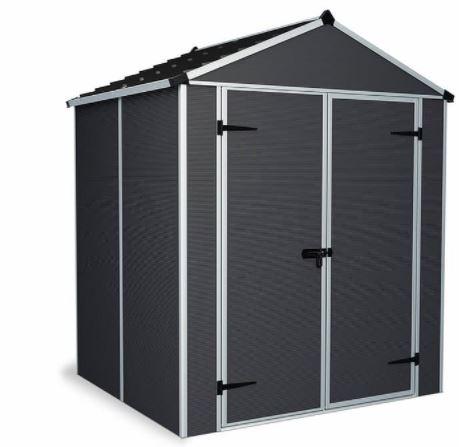 מחסן גינה - Palram פלרם - דגם 5×6 רוביקון