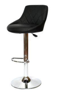 כסא בר דגם MSH-3-4 מבית ROSSO ITALY בשבעה צבעים לבחירה דמוי עור PU
