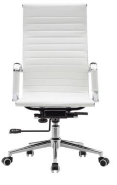 כסא מנהל אורטופדי דגם MSH-1-20 נוח ואיכותי דמוי עור יוקרתי מבית ROSSO ITALY מנגנון מולטי לוק