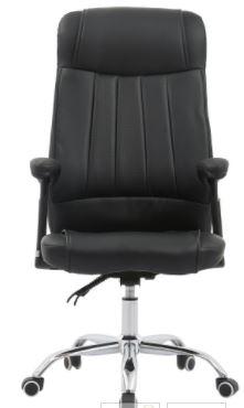 כסא מנהל אורטופדי ארגונומי דגם MSH-2-70 נוח ואיכותי ריפוד PU יוקרתי מבית ROSSO ITALY בשני צבעים לבחירה