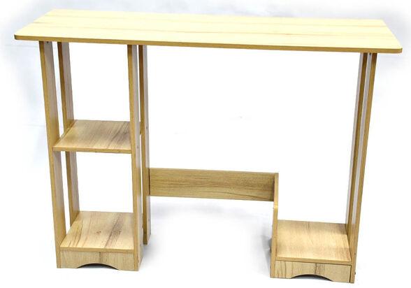 שולחן מחשב מפואר MSH-1-35 מעץ מבית ROSSO ITALY רוחב 1 מטר