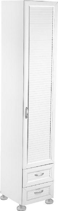 ארון PVC דלת אחת+ 2 מגירות דגם מודנה 432S
