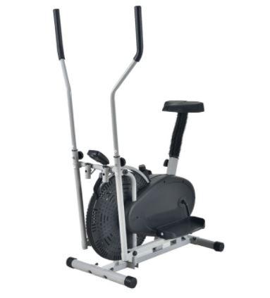 אליפטיקל חדשני עם כיסא נשלף דגם MSH-3-2 מבית ROSSO ITALY משולב כאליפטיקל וכאופני כושר