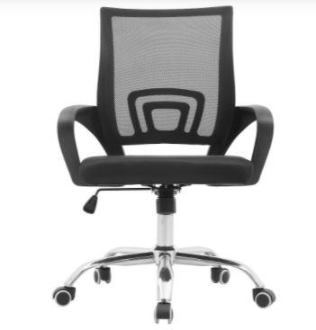 כסא מנהל מזכירה מחשב אורטופדי דגם MSH-5-26 נוח ואיכותי ריפוד נושם יוקרתי מבית ROSSO ITALY