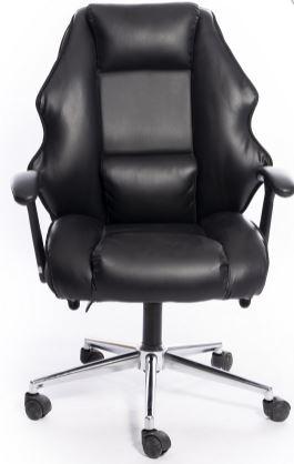 כסא מנהל אורטופדי דגם MSH-5-7 נוח ואיכותי ריפוד PU יוקרתי מבית ROSSO ITALY בצבעים לבחירה