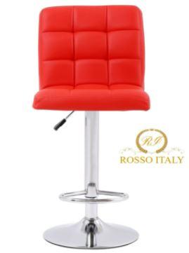 מארז זוג כסאות בר דגם MSH-1-7XT דמוי עור PU מבית ROSSO ITALY בצבעים לבחירה