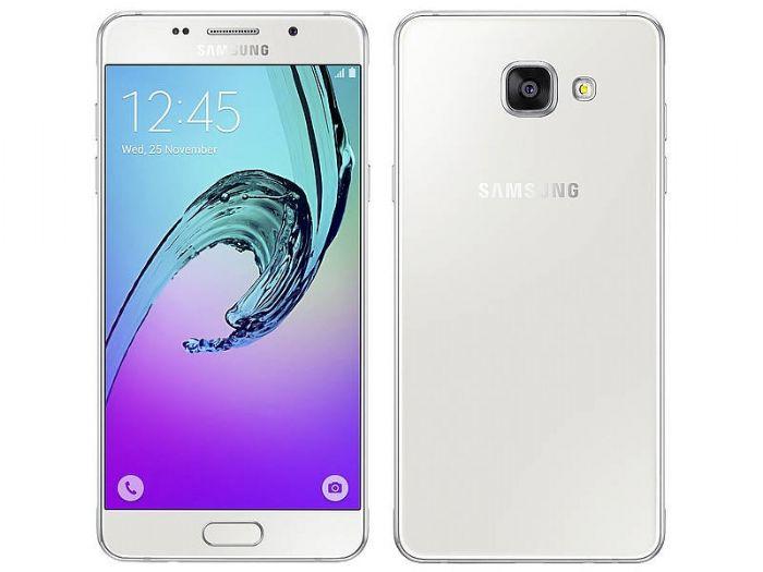 Galaxy A5 SM-A510F - Samsung