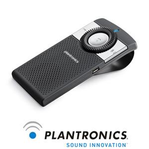 דיבורית לרכב בלוטוס Plantronics K100