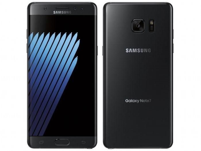 טלפון סלולרי Samsung Galaxy Note 7