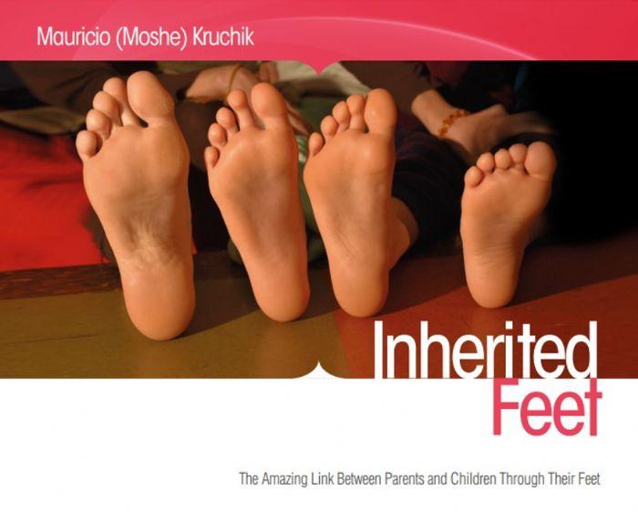Inherited Feet Book