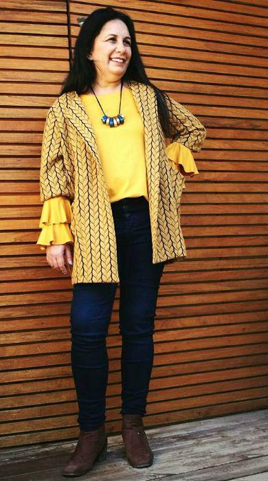 מה ללבוש להנחיית סדנה או כנס - אלונה אלמן