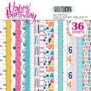 Happy Birthday 6x6