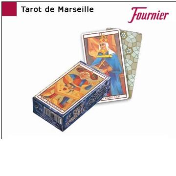 קלפים טארוט דה מרסיל