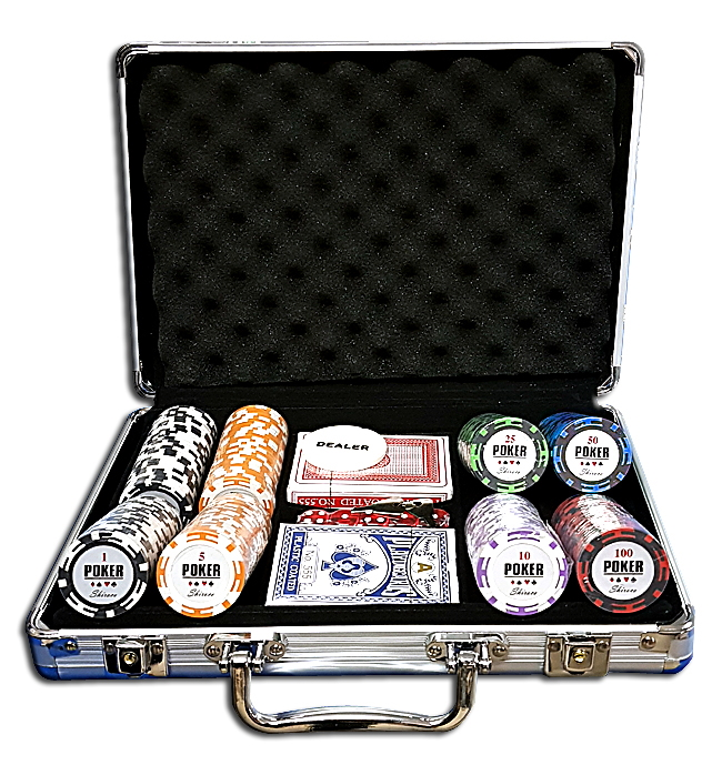 מזוודה 200 חימר IPT 13 גרם