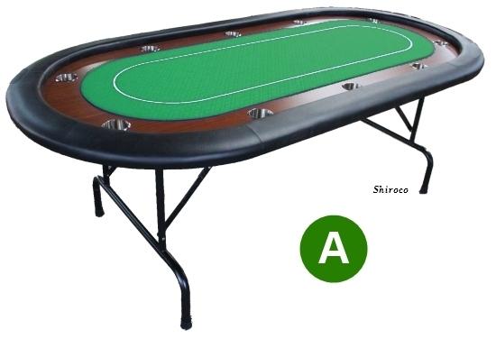 שולחן קלפים לפוקר 2.10 סטאר +