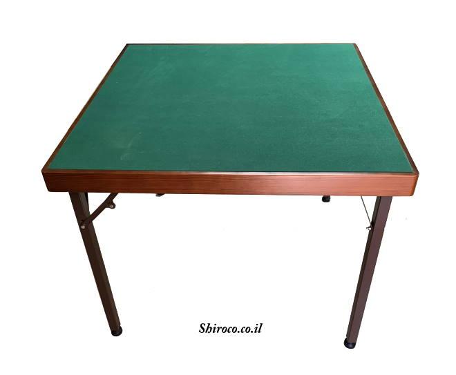 שולחן ברידג' קלפים 90