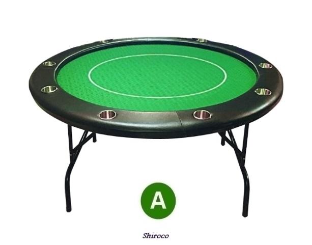 """בקרוב במלאי, שולחן פוקר 1.50 עגול ענק """"לופו"""""""