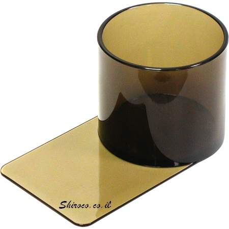 מעמד כוס שתייה לשולחן קלפים