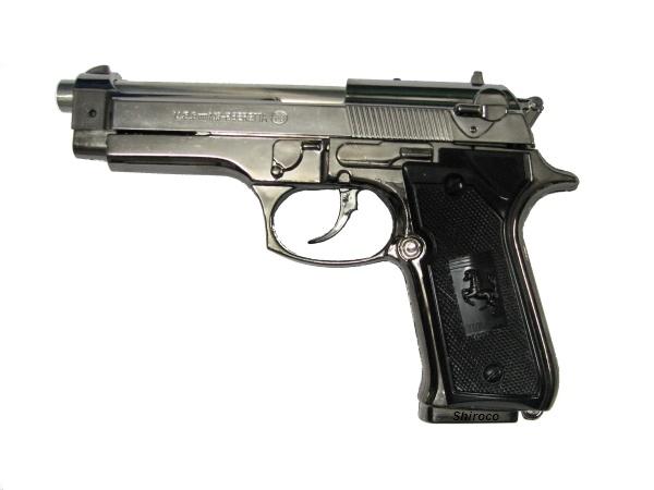"""אחרון במלאי, אקדח חדש ברטה 9 מ""""מ (המצית אינה עובדת)"""