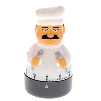 אזל במלאי, טיימר למטבח בעיצוב טבח שף