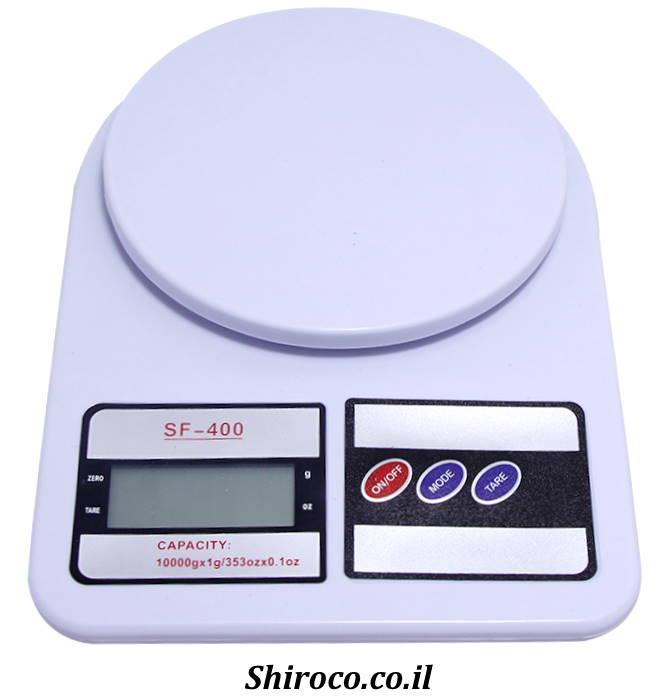 """משקל דיגיטלי אלקטרוני עד 5 ק""""ג"""