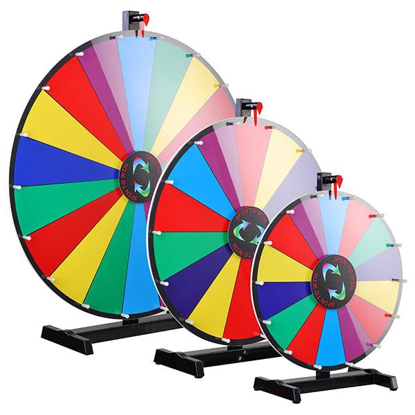 גלגל המזל ציוד לארועים ותערוכות