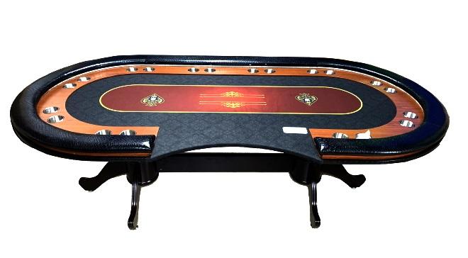 """שולחן פוקר """"ארייה"""" מהודר + 2.40"""