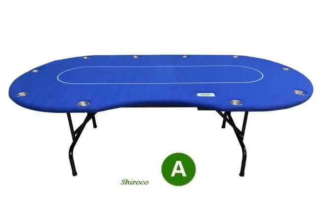 """שולחן קלפים """"פאולינה"""" 2.40 +"""