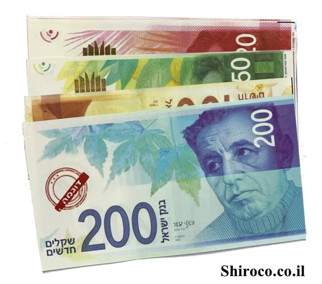 כסף דמה וירטואלי שטרות למשחק