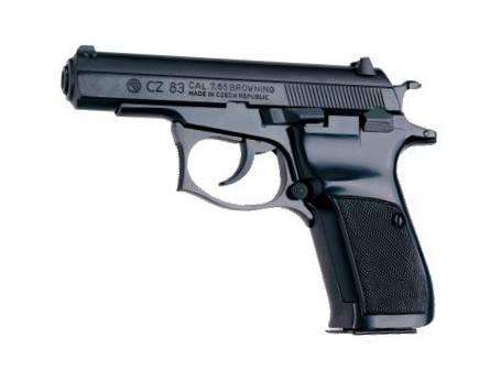"""אקדח מצית ברטה 9 מ""""מ שחור B"""