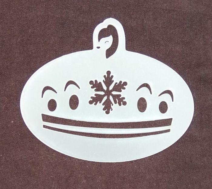 תמונה של שבלונת כתר שלג