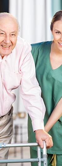 טיפול בקשיש