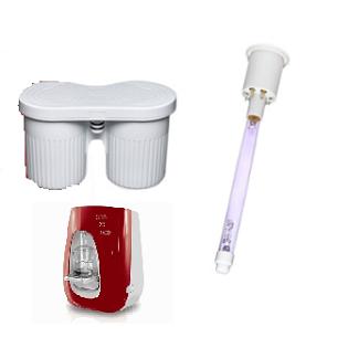 מפואר aquaron - סנן ונורת UV מקוריים לתמי 4 פרימו/Bubble Bar PY-15