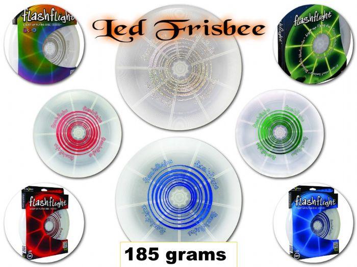 פריסבי לד זוהר בחושך - Flashflight 185 g