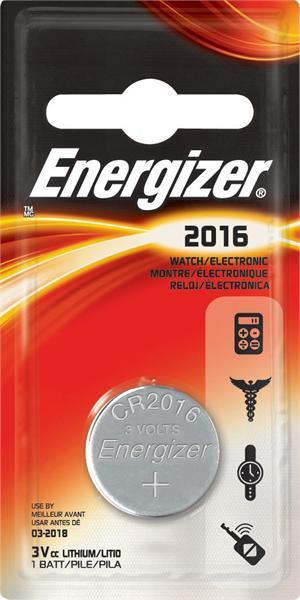 סוללת ליתיום Energizer CR2016