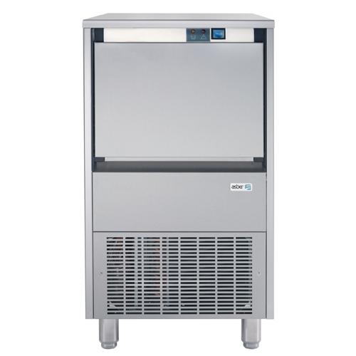 מכונת פתיתי קרח עם תא אכסון