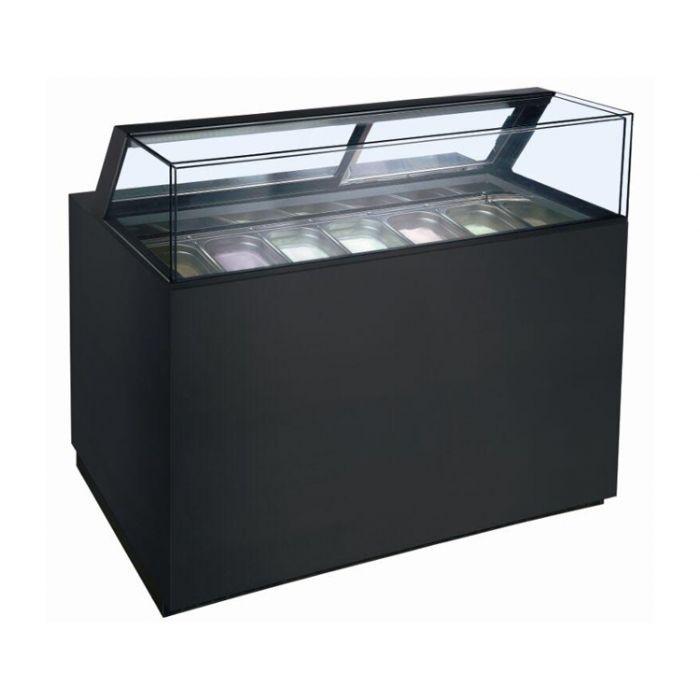 מקפיא גלידה ריצפתי ICE-100