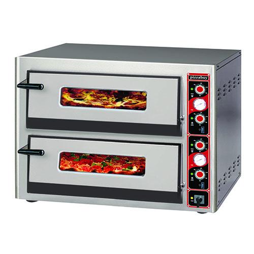 תנור פיצה 2 קומות