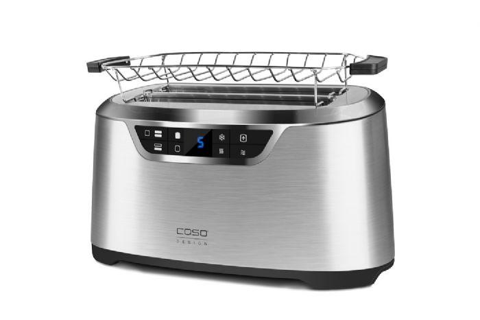 מצנם דיגיטלי אוטומטי 4 פרוסות CASO NOVEA T4 Toaster