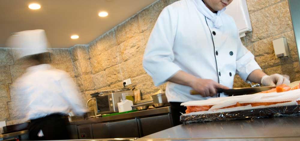 ציוד מקצועי למסעדות