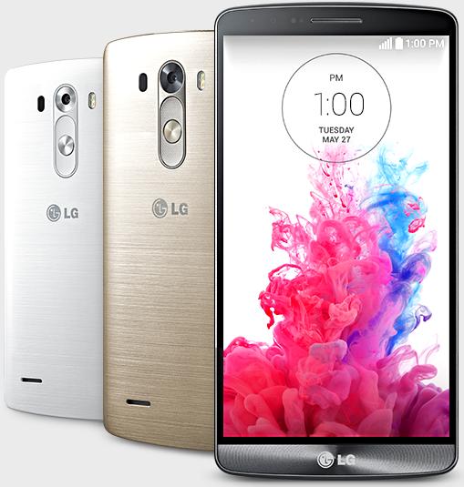 טלפון סלולרי - LG G3 32GB-D855